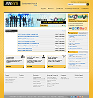 ANSYS Customer Portal